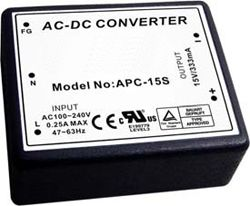 05W Single Output Encapsulated AC-DC Converter