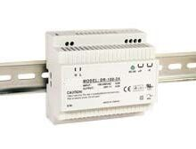 DR-100 Series – 100W Single Output Industrial DIN Rail Power Supply