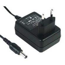 GS12E Series – 10~12W AC-DC Single Output Euro Plugtop Adapter