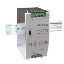DR-120 Series – 120W Single Output Industrial DIN Rail Power Supply