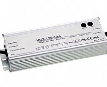 HLG-120 – B Series – 120W Single Output IP67 Rated LED Lighting Power Supply with Dimming Function