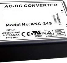 ANC-S Series – 15W Single Output Encapsulated PCB Power Supply