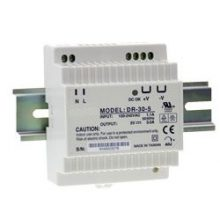 DR-30 Series – 30W Single Output Industrial DIN Rail Power Supply