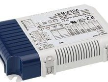 LCM-40-DA – 40W Multiple Stage Output Current LED Power Supply with built in DALI interface