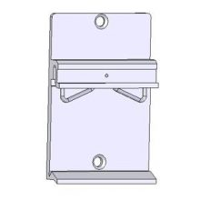 60-475-212R – Din Rail Mounting Bracket