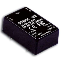 DCW08 Series – 8W DC-DC Regulated Dual Output Converter