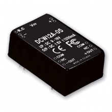DCW12 Series – 12W DC-DC Regulated Dual Output Converter