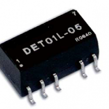 DET01 Series – 1W DC-DC Unregulated Dual Output Converter